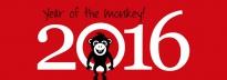 Monkey Lunar Year Holiday